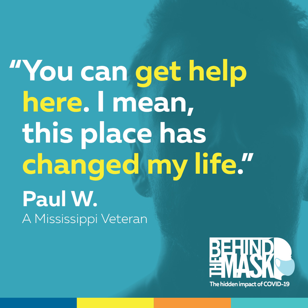 Paul W. – A Mississippi Veteran